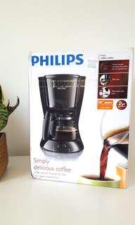 Philips Coffee Maker HD7431 Brand New #MidSep50