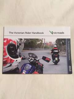 The Victorian Rider Handbook 2013