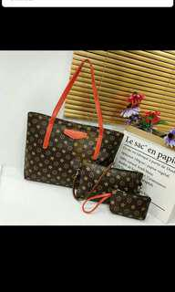 Handbags 3in1 *free delivery