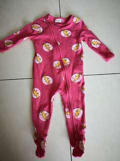 Baby flash Sleepsuit