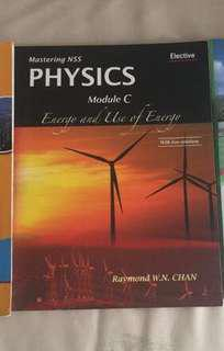 Mastering NSS Physics module C Energy and use of energy elective