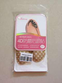 4D heel liners