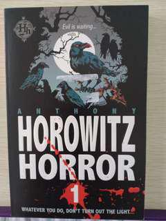 Horror 1 (Whatever You Do ,Don't Turn Out The Light) Anthony Horowitz