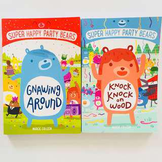 Super Happy Party Bears Books