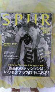 spur japan magazine
