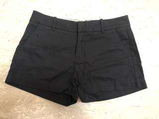 Uniclo Black Short