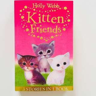 Holly Webb Book 3 in 1
