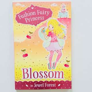 Fashion Fairy Princess - Blossom