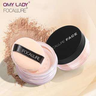 🚚 #2 & #3 Focallure Loose Powder Skin satin Finish face Powder