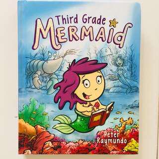 Third Grade Mermaid by Peter Raymundo