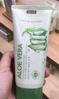 Nature Republic Aloe Vera Facial Cleansing