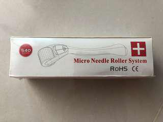 Micro Needle Roller system(540 Disk Needle)