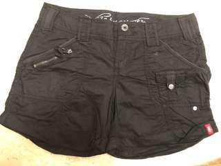 Esprit black short
