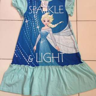 Dress frozen new with tag
