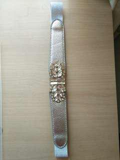 Stretchable Diamond Belt
