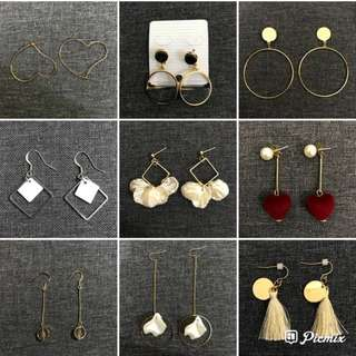 Earrings by AL