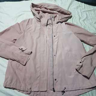 SALE! Zara Hooded Parka/Jacket