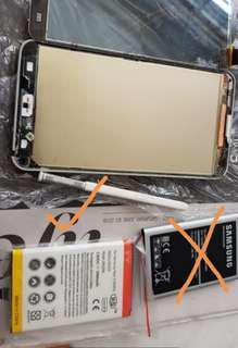 Samsung note 3 Korea spare parts