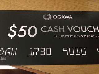 Ogawa voucher