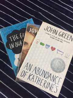 John Green Bundle