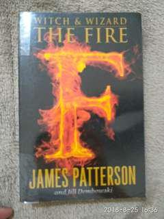 The Fire by James Patterson