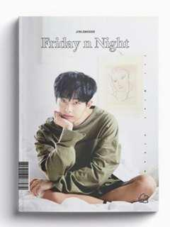 [po] jinlingguo/yongguk - friday n' night