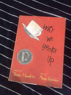 Why we broke up (Hard cover)