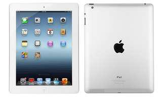 Almost New Apple iPad 3 + Mobile Cellular Data