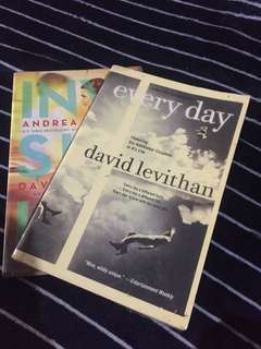 David Levithan Book Bundle
