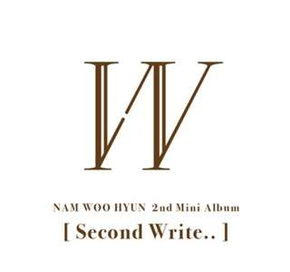 [po] infinite woohyun - second write
