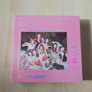 Twicetagram Thailand Edition Unsealed Album