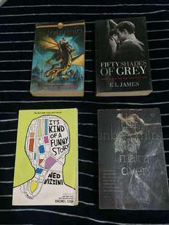 Random Book Bundle #3