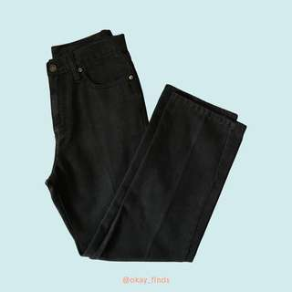 Sparry Classics Black High Waisted 305 Jeans