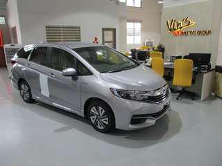 Honda Shuttle Hybrid 1.5 (A)