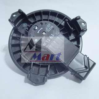PERODUA ALZA AIR COND BLOWER MOTOR WITHOUT BLOWER WHEEL (ORIGINAL 1261)