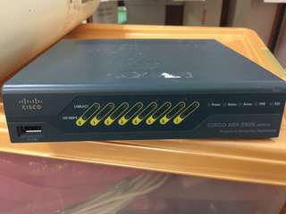 Cusco ASA 5505 security appliance
