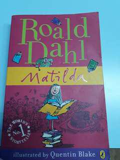 Roald Dahl (Matilda)