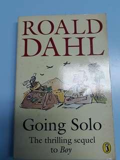 Roald Dahl (Going Solo)