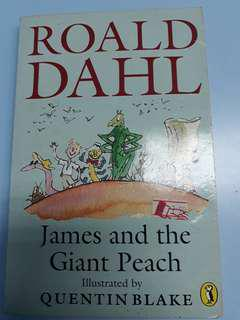 Roald Dahl (James and The Giant Peach)