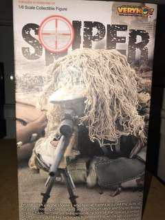 1/6 very hot sniper set