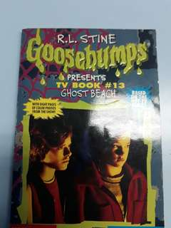 Goosebumps (Ghost Beach)