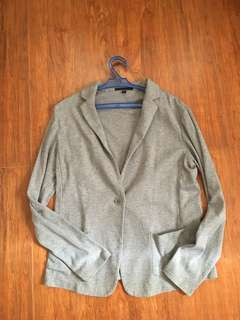 UNIQLO Blazer (Gray)