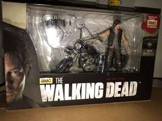McFarlane AMC walking Dead Daryl Dixon Boxed Set brand new