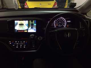 Honda Odyssey👉2017 Installed Super HD Night Vision 360 All View Camera 3D
