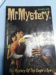 Mr Mystery (The Mystery Of The Eagle Eye)