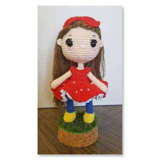 Amigurumi Mini Doll