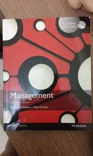 MANAGEMENT thirteen edition