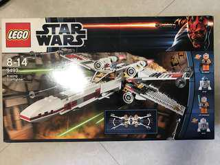 Lego Star Wars 9493 Without Minifigures