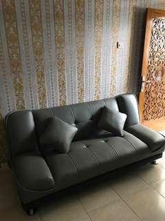 Sofa Bed 102 Bisa di Kredit bunga 0% tanpa DP