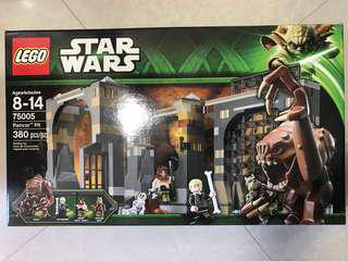 Lego Star Wars 75005 Without Minifigures